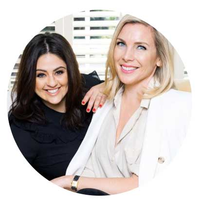 June Diane Raphael & Jess Zaino, Co-Founders of The Jane Club
