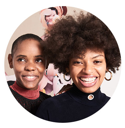 Elise Peterson & Lizzy Okpo, Co-Founders of Cool Moms Podcast
