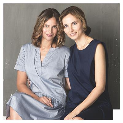 Celine Cohen & Oksana Pavlowsky, Co-Founders of Allette