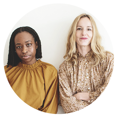 Erica Chidi Cohen & Quinn Lundberg, Co-Founders of LOOM