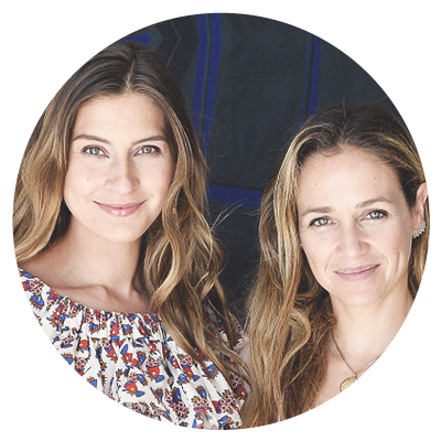 Sylvana Ward Durrett & Luisana Mendoza de Roccia, Co-Founders of Maisonette
