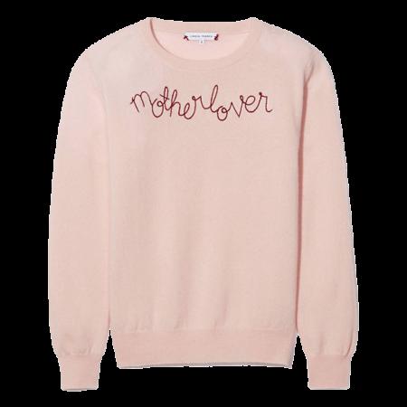 Lingua Franca x goop Motherlover Sweater
