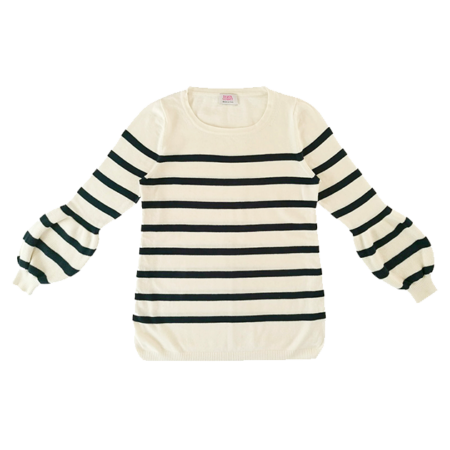 Teat and Cosset Anita Striped Sweater