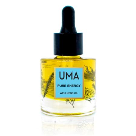 UMA Pure Energy Wellness Oil