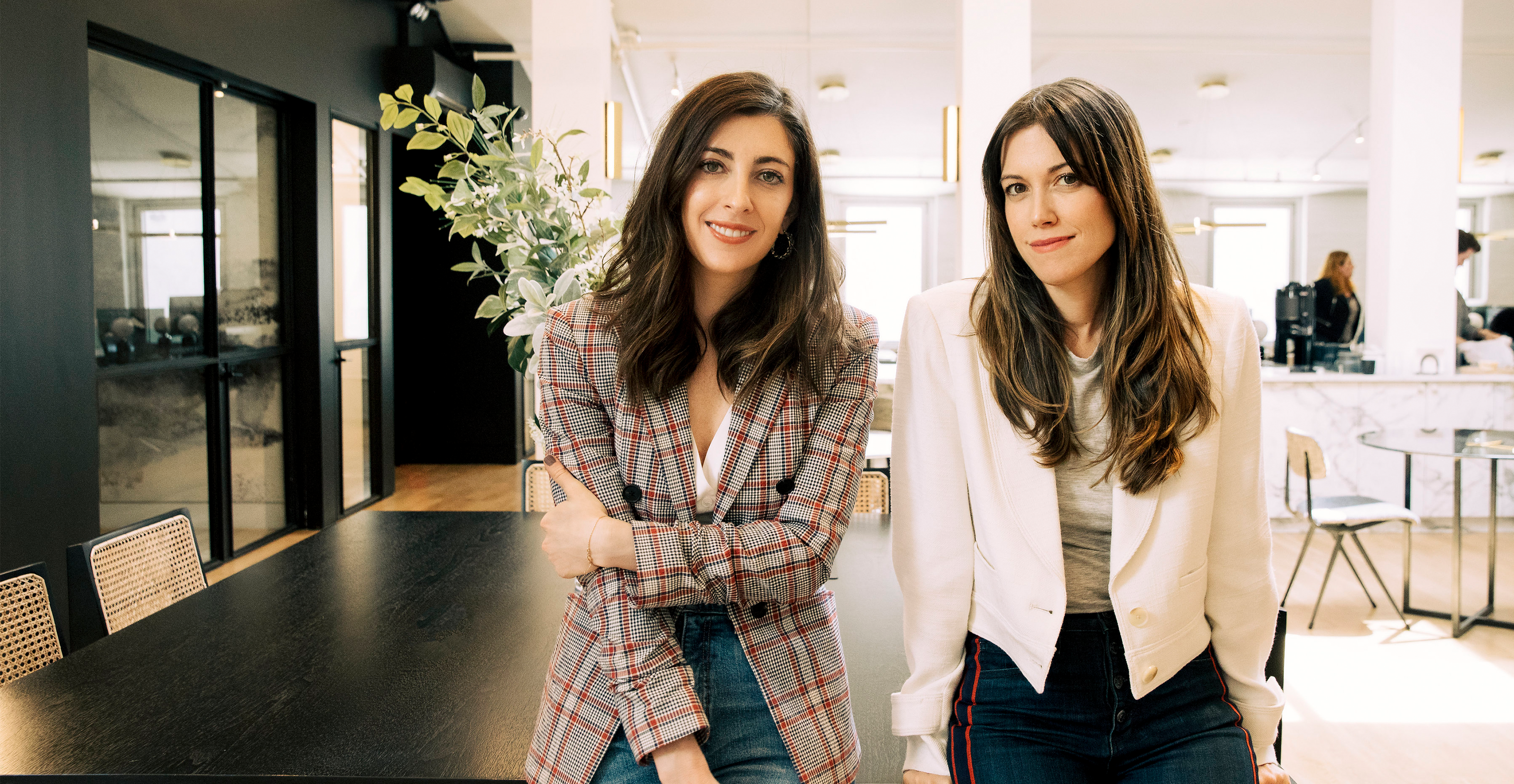 Katya Libin and Amri Kibbler, Co-Founders of Heymama