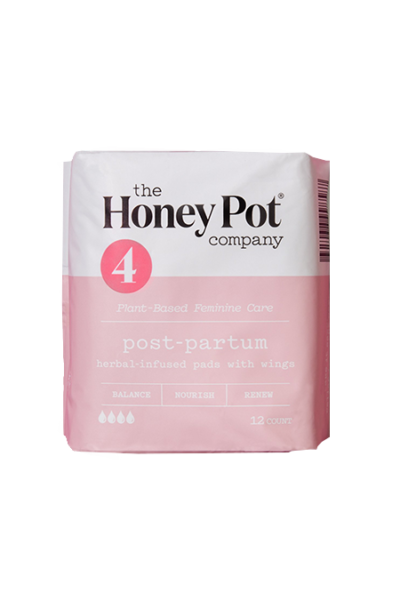 The Honey Pot Herbal Pads