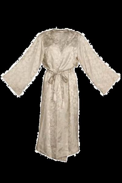Dianella Long Kimono Gold