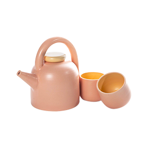 Puff Tea Set