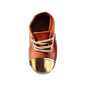Gold Toe Cap Mini