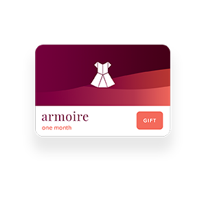 Get $99 off a 2-month rental clothing membership with code ARMOIREXHELM