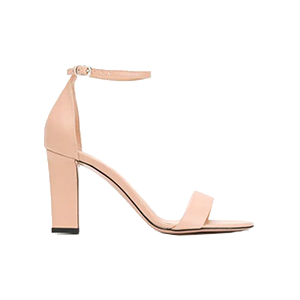 Nude Leather Classic Sandals