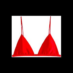Luxe Triangle Bra