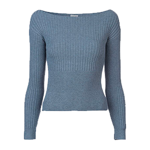 Distend Cropped Sweater