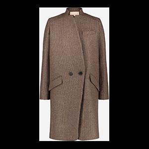 Wool Justine Coat