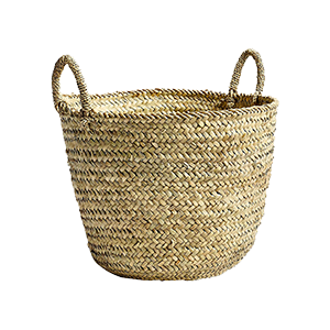 Large Bast Basket