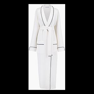 Paper White Robe