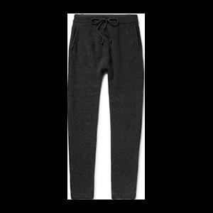 Tapered Merino Wool Sweatpants