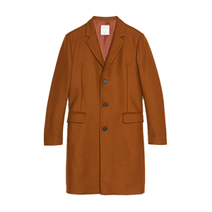 Woolcloth and Cashmere Coat