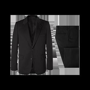 David Slim-Fit Wool-Twill Suit