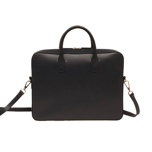 Vegetable Tanned Briefcase