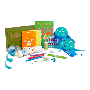 Kiwi Crates Hands-On Learning, science and art projects delivered for ages 0-16+