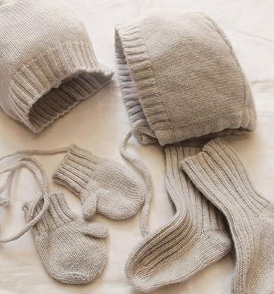 Newborn Cashmere Set