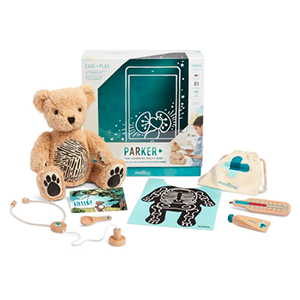 Augmented Reality Bear Learning Kit