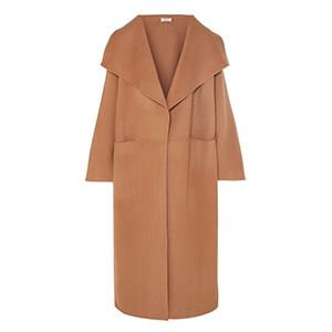 Annecy Oversized Coat