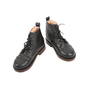 MK866 – Leather Heirloom Boots