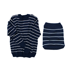 Cozy Coastal Sweater Matching Set