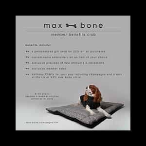 Max-Bone Member Benefits Club