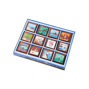 Impressionist Box of Chocolates