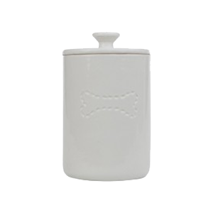 Stitch Bone Treat Jar
