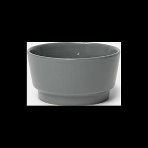 Gloss Ceramic Dog Bowl Doplhin