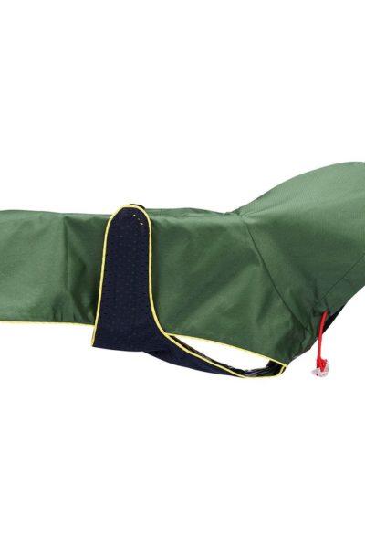 Nylon Rain Jacket with Mesh Lining