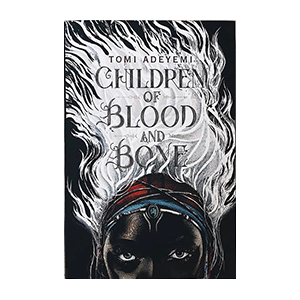 Children of Blood and Bone book by Tomi Adeyemi