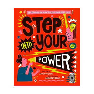 Step Into Your Power: 23 lessons On How To Live Your Best Life book by Jamia Wilson