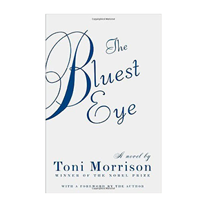The Bluest Eye book by Toni Morrison