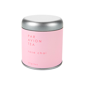 Rose Chai Tea