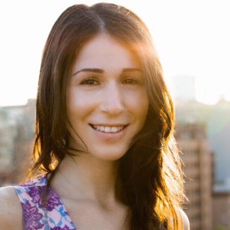 Headshot of Breeze CEO Annabel Lawee