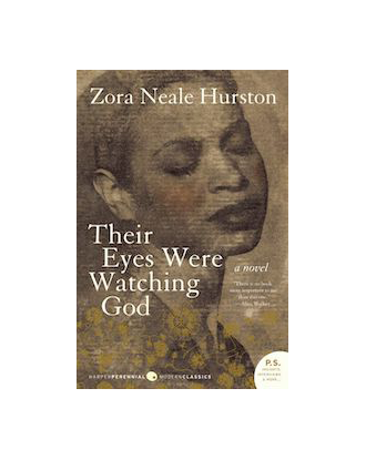 Their Eyes Were Watching God book by Zora Neale Hurston