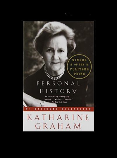 Personal History, Katherine Graham, $13