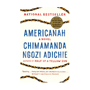 Americanah Book by Chimamanda Ngozi Adichie