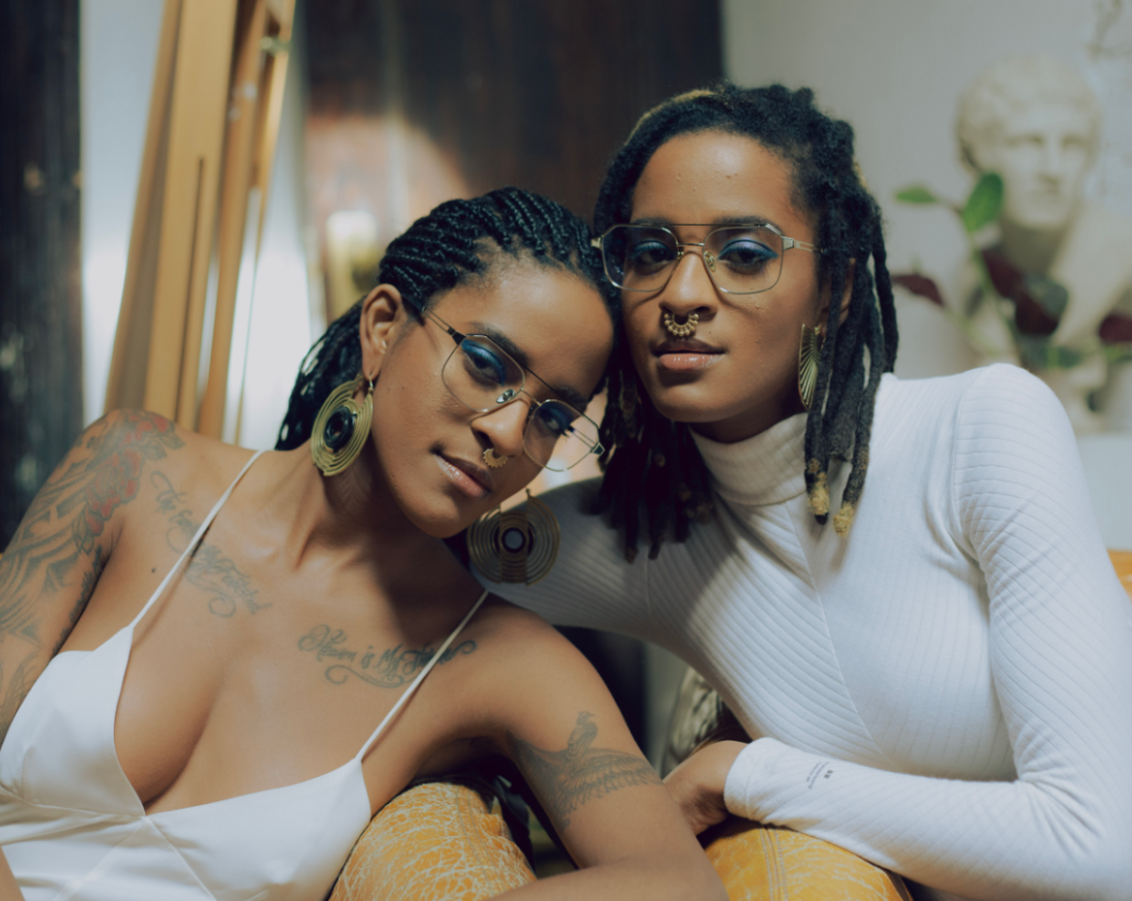 Coco and Breezy feature image for Woman at the Helm article