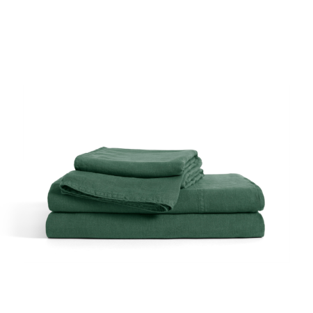 Linen Core Set in Forest