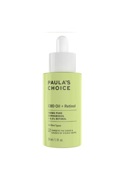 CBD Oil + Retinol