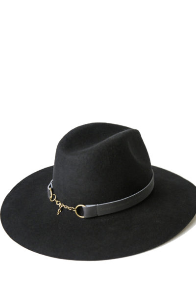 "Dangerous ""Scottie"" Fedora"