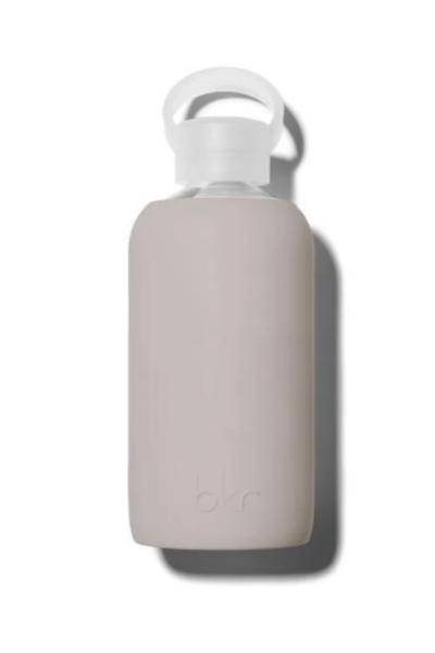 Heather Glass Water Bottle