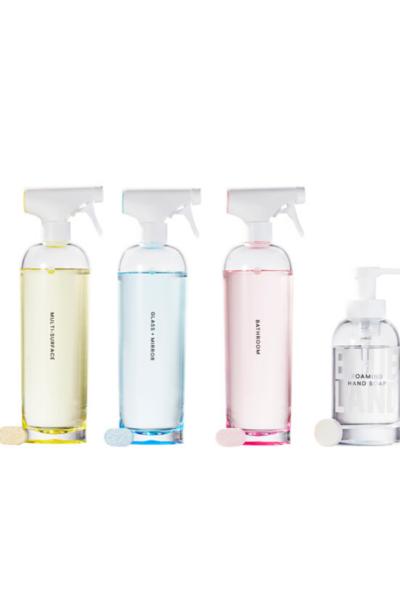 'The Clean Essentials' Kit