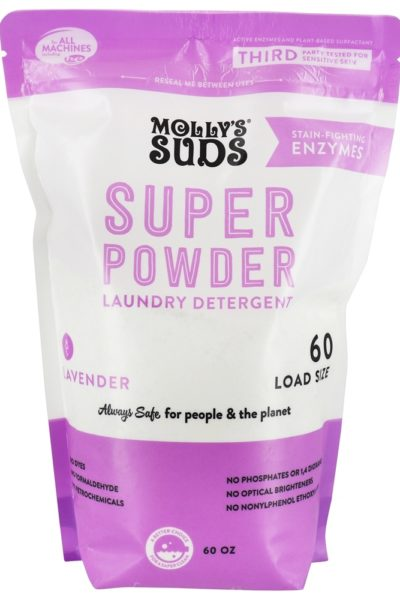 Super Powder Laundry Detergent